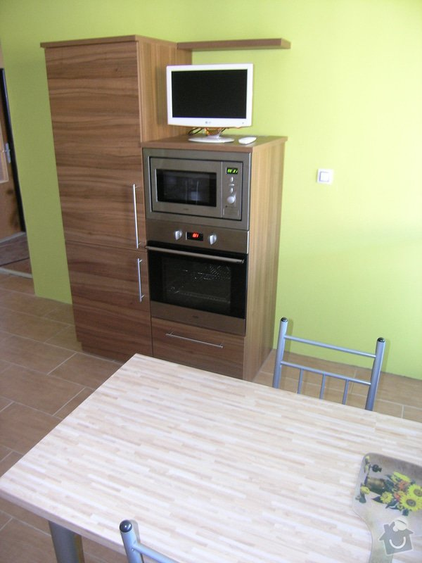 Kuchyňská linka: P3051190