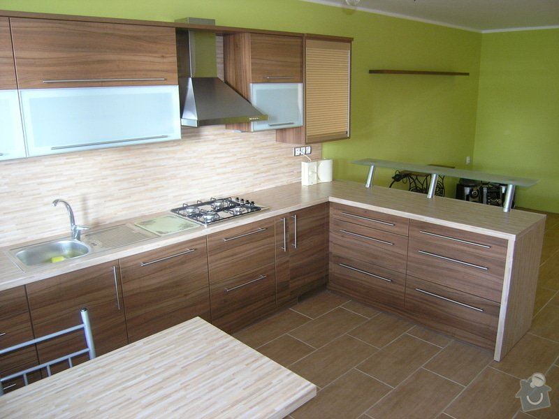Kuchyňská linka: P3051192