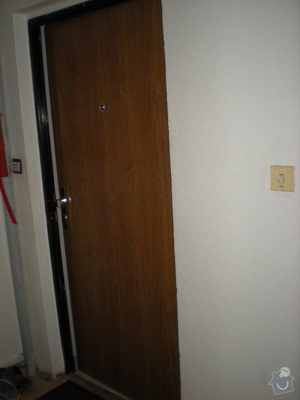 Kompletní dodávka bezpečnostních ,vnitřních,posuvných i shrnovacích dveří: DSCN3654