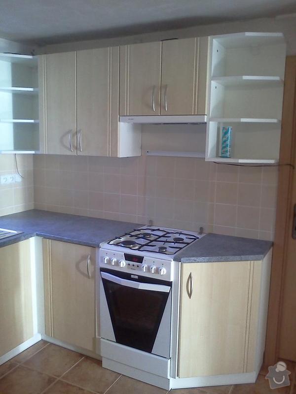 Kuchyňská linka: IMG20110926_013B