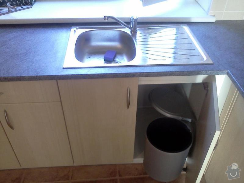 Kuchyňská linka: IMG20110926_017B
