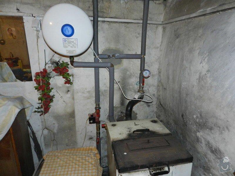 Rekonstrukce topení v rodiném domku: DSCN2051