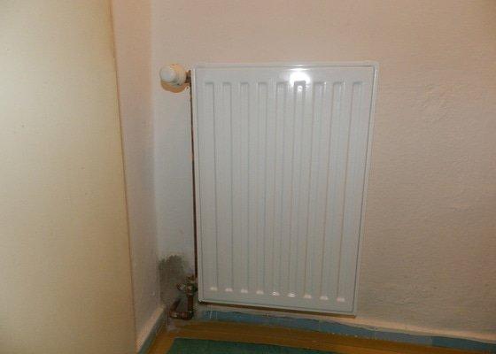 Rekonstrukce topení v rodiném domku