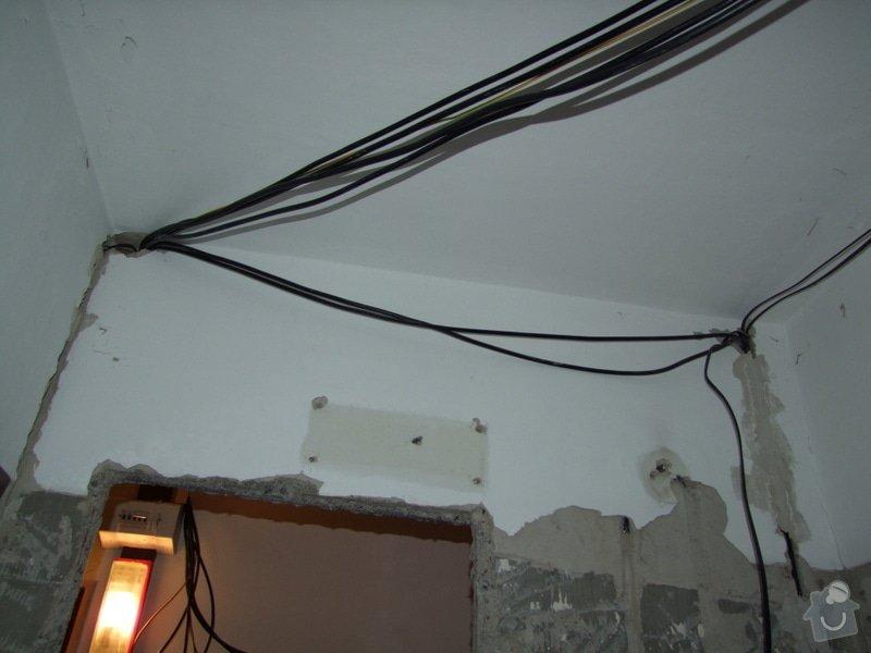 Rekonstrukce panelového jádra: DSCF2139