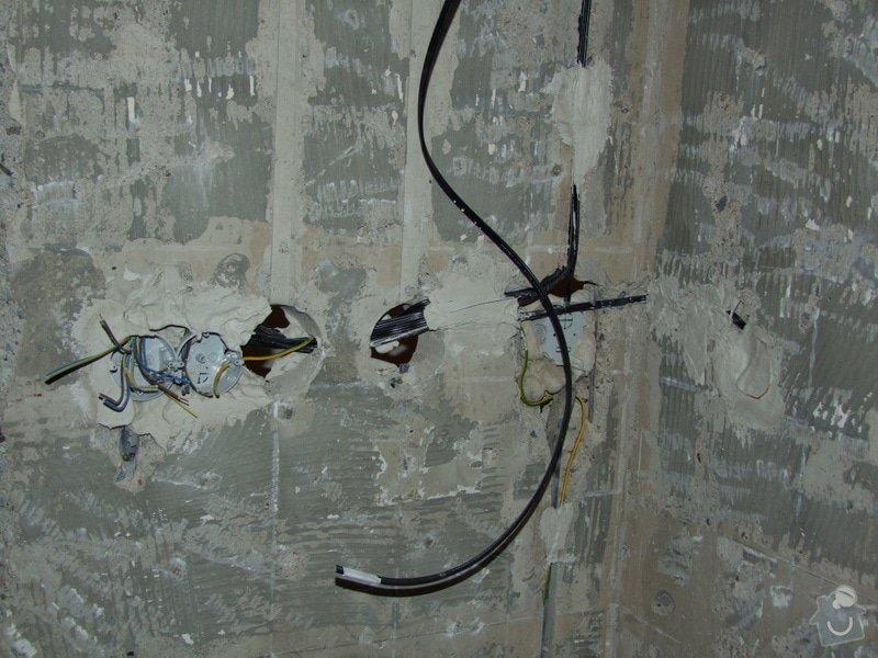Rekonstrukce panelového jádra: DSCF2140