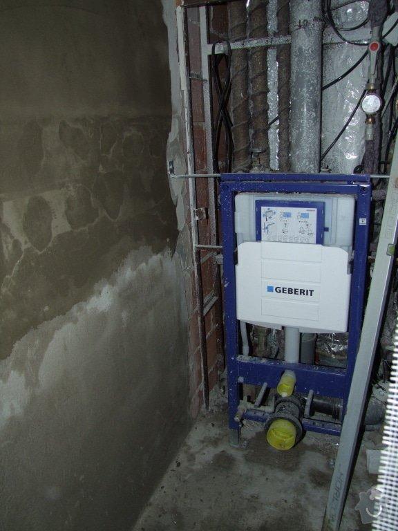 Rekonstrukce panelového jádra: DSCF2183