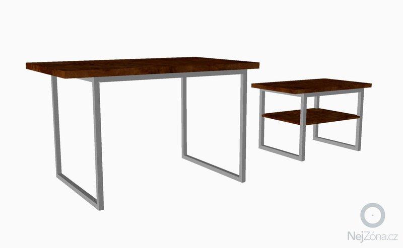 Kuchyňký stůl, konferenční stolek: stul_pro_M