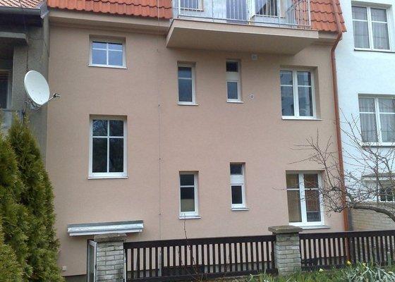 Zateplení fasády rodinného domu