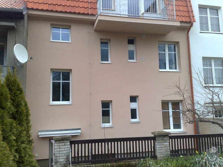 Zateplení fasády rodinného domu: 281697_254652341231425_100000599821471_910051_2077749_n