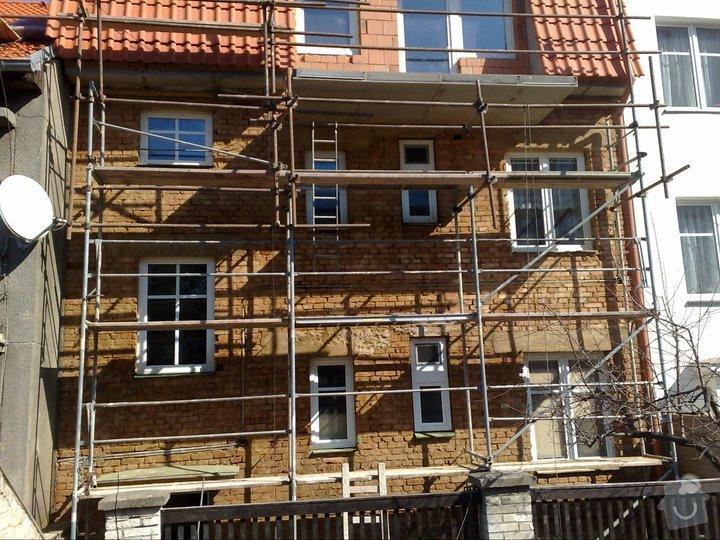 Zateplení fasády rodinného domu: 284957_254652424564750_100000599821471_910052_5273069_n