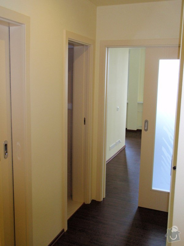 Rekonstrukce celého bytu 3+1 a výroba kuchyně, : PA062191