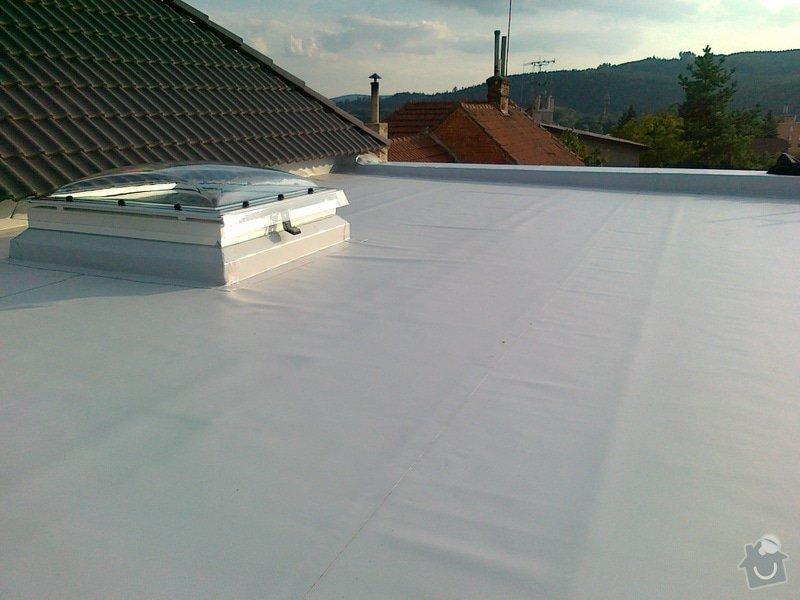 Izolace střechy: 22092011187