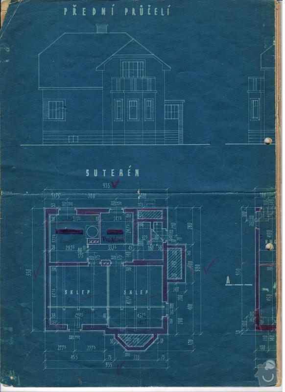 Zateplení fasády a výměna oken: zednicke-a-instalaterske-prace-v-rodinnem-dome_Polabec_101_vykres_1_001