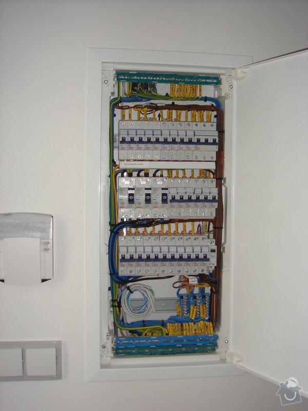 Kompletace elektro v RD, dokončení elektroinstalace vč.revize: 009_2_