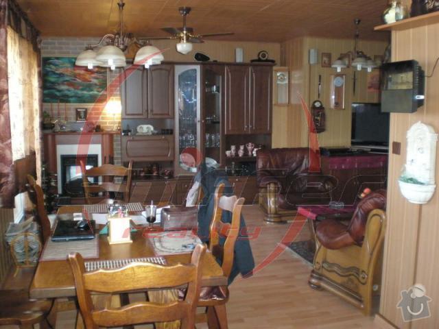Okál - rekonstrukce koupleny, wc, a pokoje: pokoj_Z_kuchyne