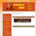 Vytvoreni webovych stranek pro sluzbu hlidani deti hlidani deti 110
