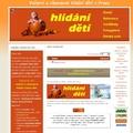 Vytvoreni webovych stranek pro sluzbu hlidani deti hlidani deti 100