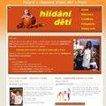 Vytvoreni webovych stranek pro sluzbu hlidani deti hlidani deti 101