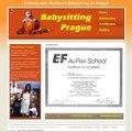Vytvoreni webovych stranek pro sluzbu hlidani deti hlidani deti 108