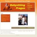 Vytvoreni webovych stranek pro sluzbu hlidani deti hlidani deti 109