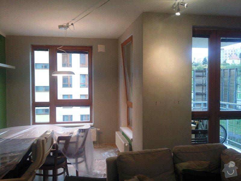 Renovace popraskaných nosných stěn v novostavbě: Fotografie006