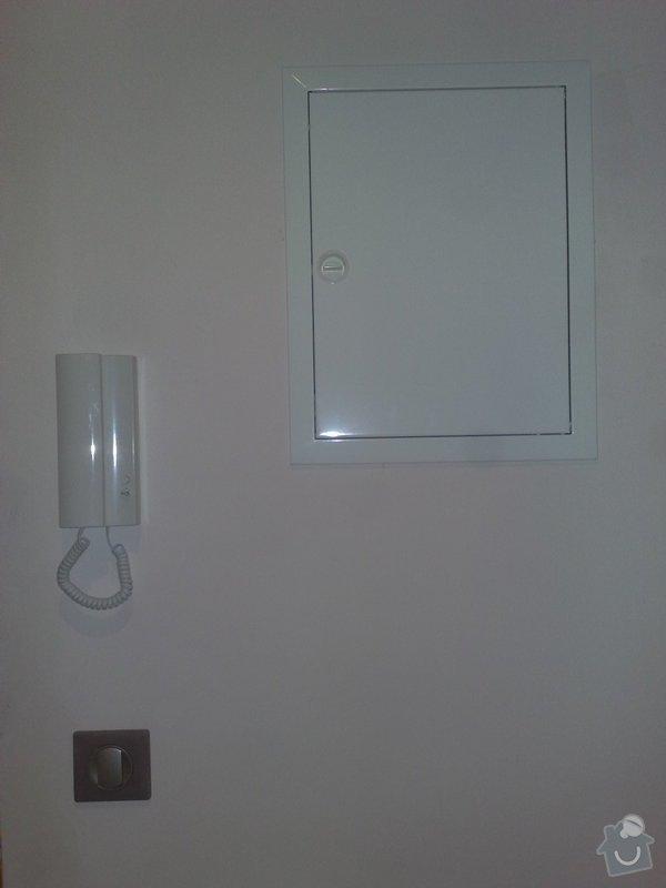 Kompletní rekonstrukce elektrorozvodů: 13102011920