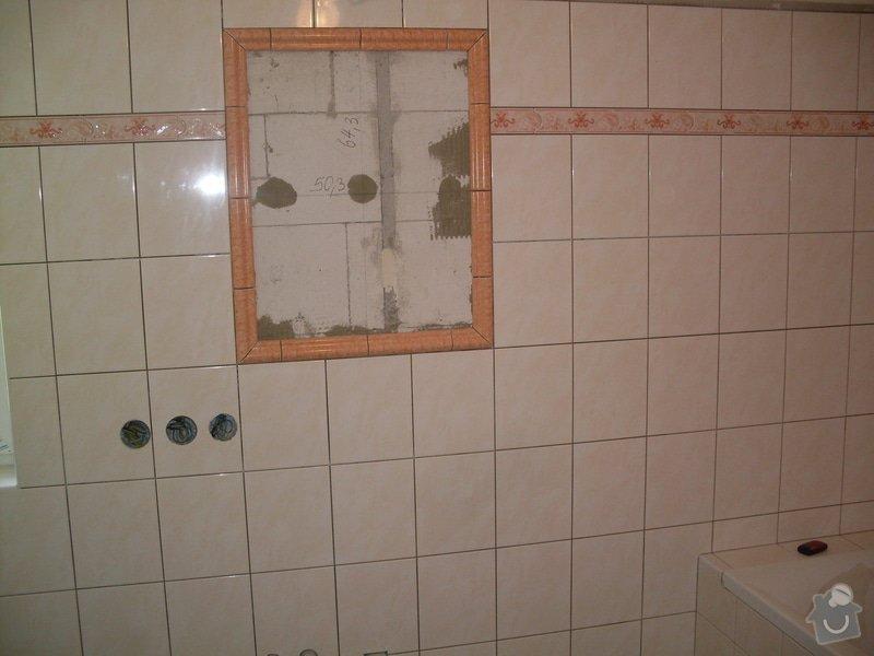 Výstavba r.d. -Dobrá Voda: Koupelna_12_