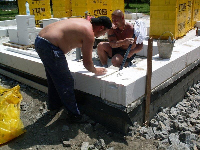 Výstavba r.d. -Dobrá Voda: leto2010_068