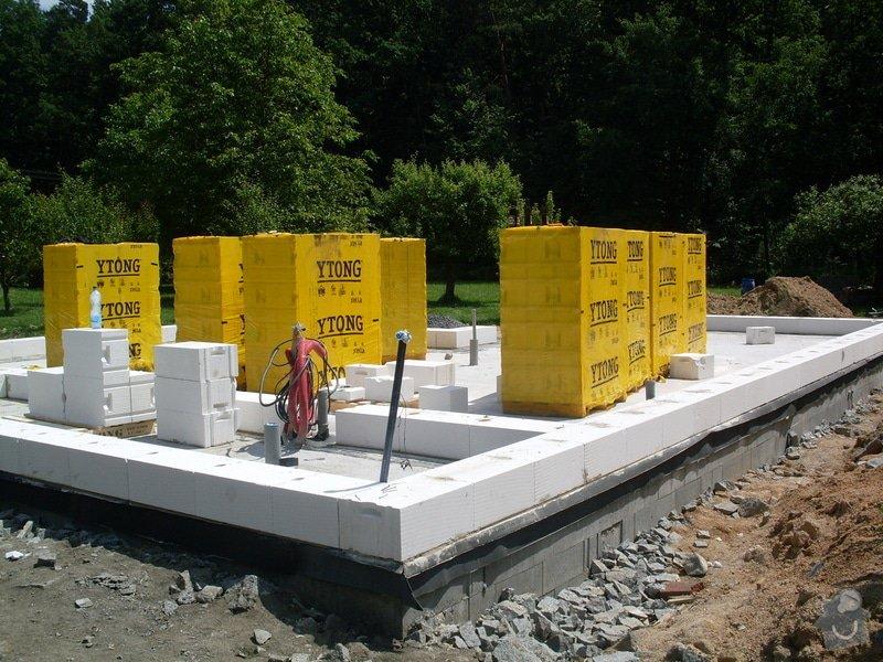 Výstavba r.d. -Dobrá Voda: leto2010_074