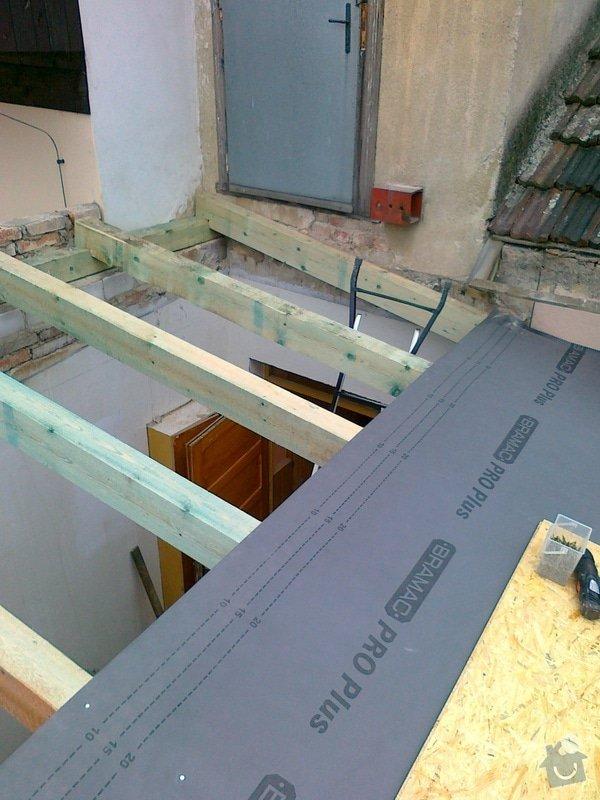 Izolace střechy: 12102011252