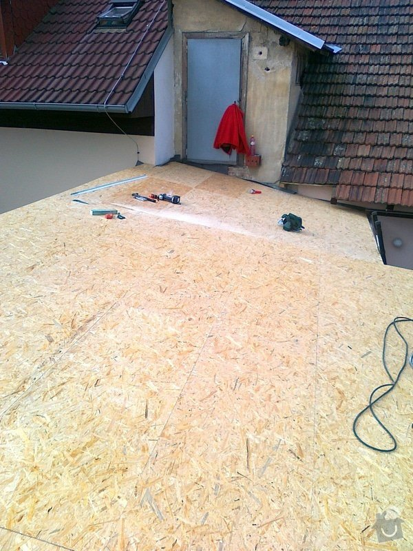 Izolace střechy: 13102011254