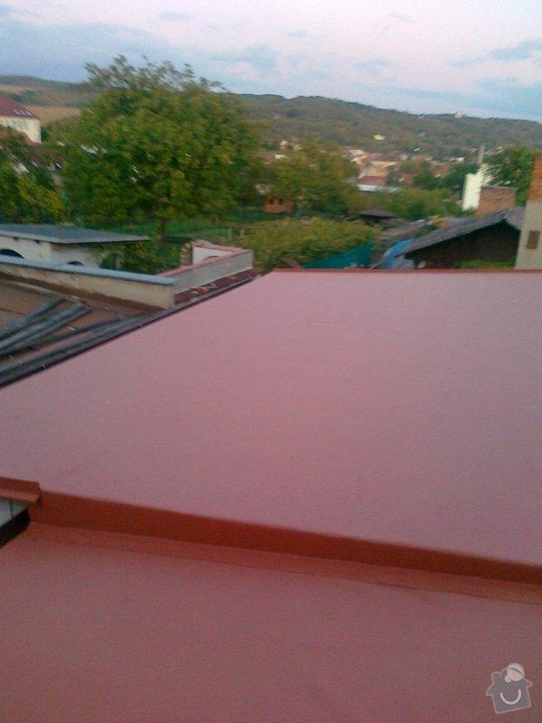 Izolace střechy: 13102011255