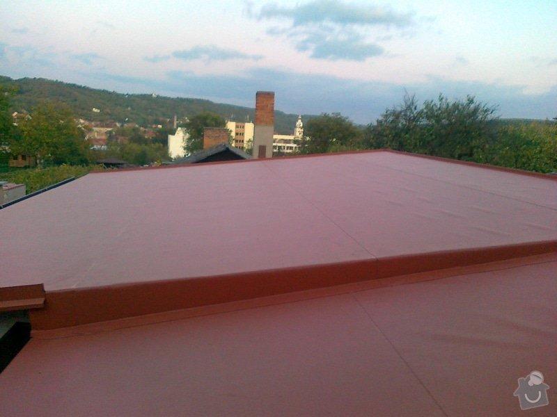 Izolace střechy: 13102011256