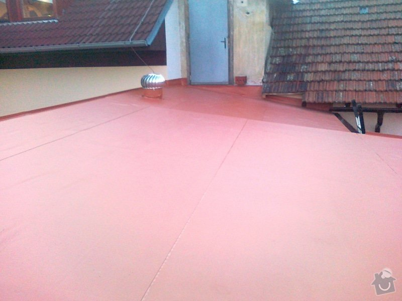 Izolace střechy: 13102011257