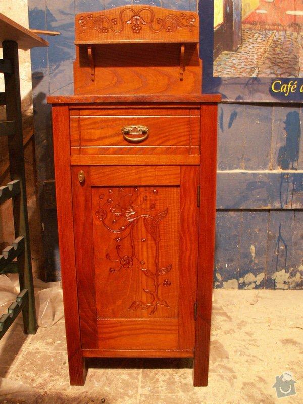 Renovace komody a nočního stolku: PICT0027