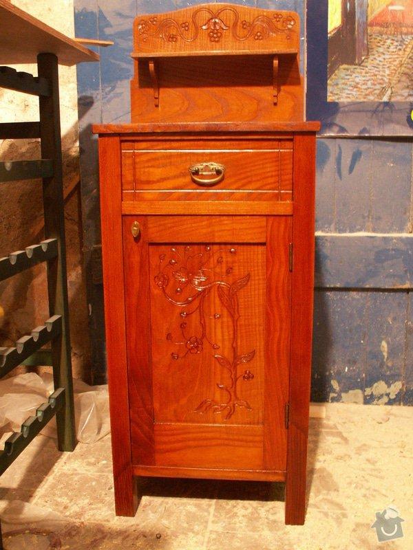 Renovace komody a nočního stolku: PICT0029