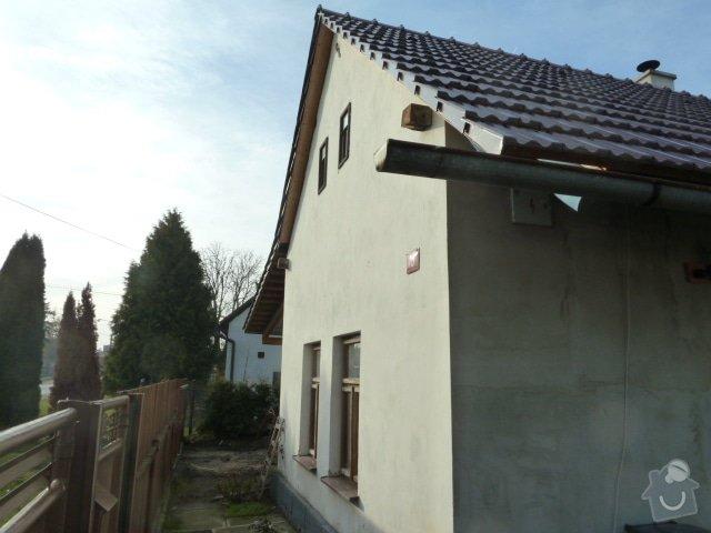Oprava fasády, zámková dlažba: P1030411
