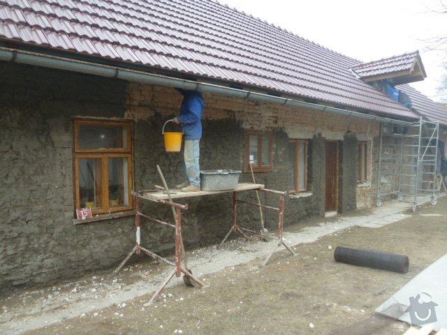 Oprava fasády, zámková dlažba: P1030747