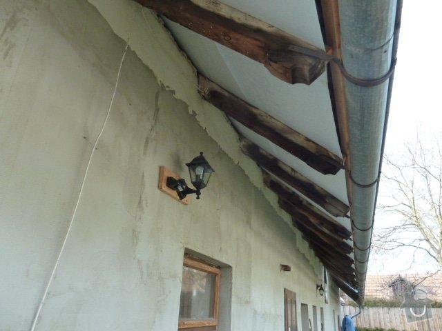 Oprava fasády, zámková dlažba: P1030412