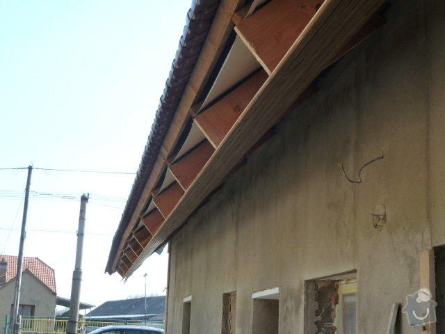 Oprava fasády, zámková dlažba: P1030962