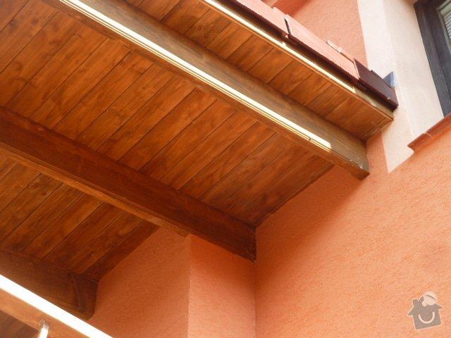 Výměna krytiny, zateplení fasády: P1050524