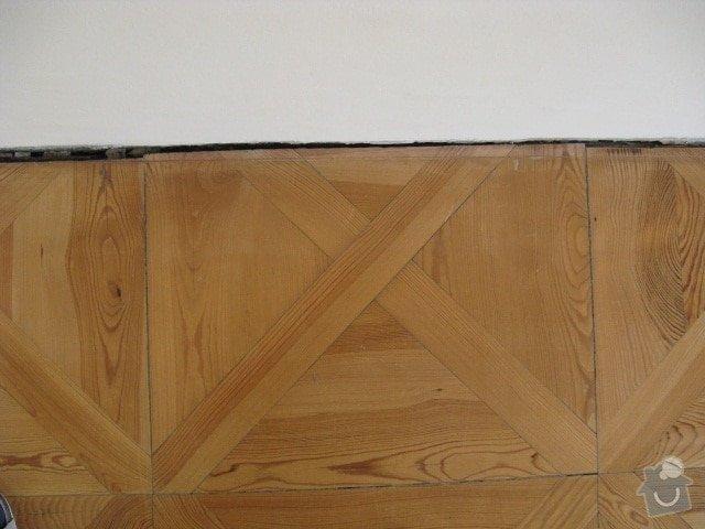 Pokládka podlahových lišt pro 1 pokoj: Obr1