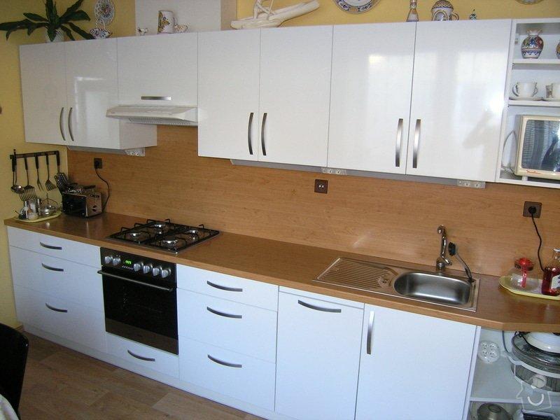 Kuchyňská linka: P7081276