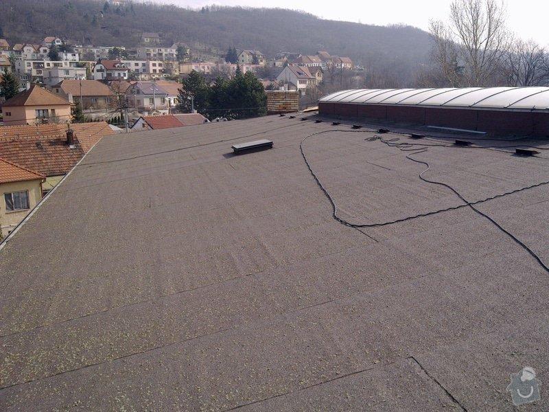 Izolace střechy na firmě ESTA, spol. s r.o. Ivančice: Obraz0005