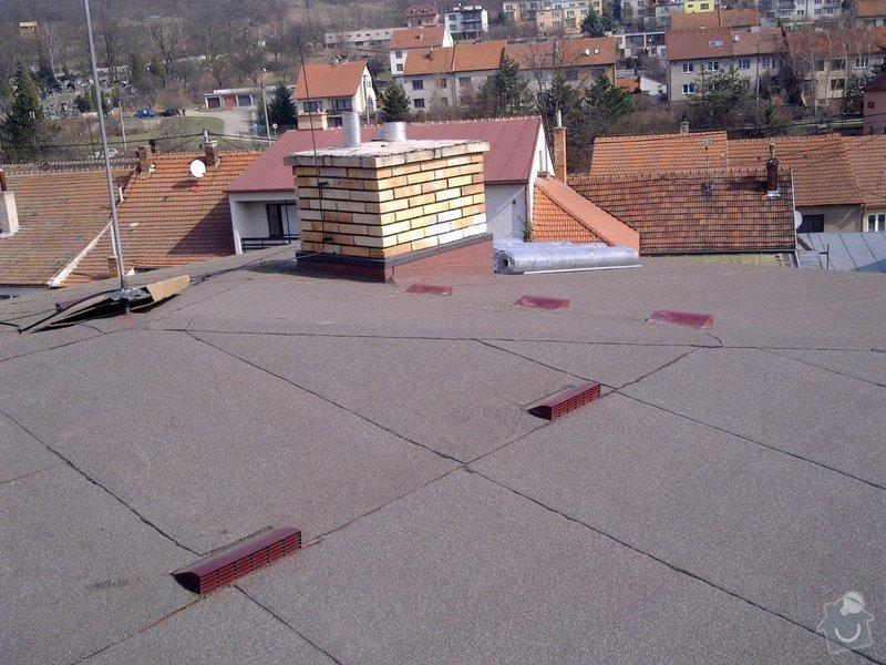 Izolace střechy na firmě ESTA, spol. s r.o. Ivančice: Obraz0007_1_