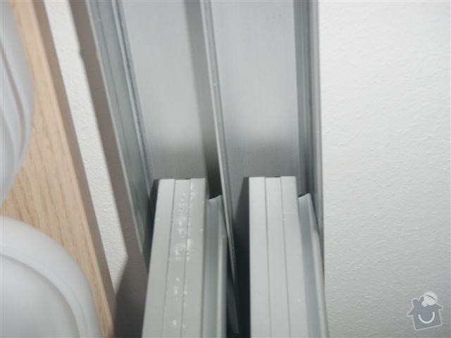 Vestavěná skříň -dveře: dvere4