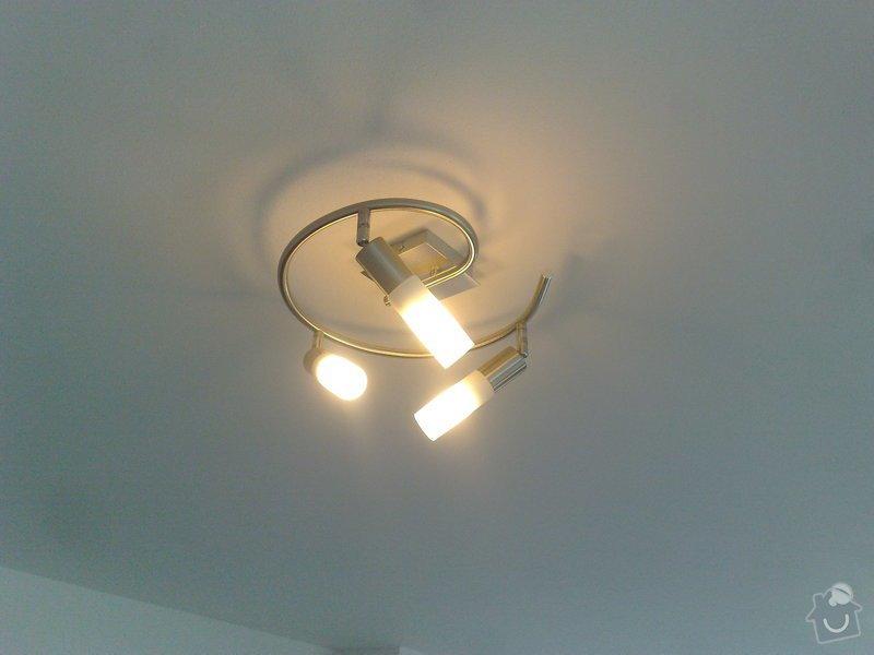 Elektroinstalace pro novou kuchyňskou linku: 18102011954