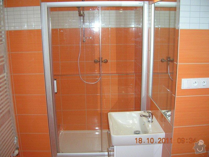 Rekonstrukce koupelny a WC: DSCN4152