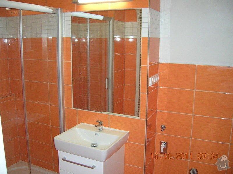 Rekonstrukce koupelny a WC: DSCN4153
