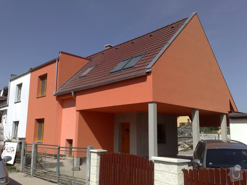 Dřevokonstrukce, rekonstrukce RD na klíč: 150420091421